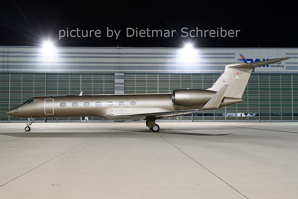 2021-07-07 OE-LIM Gulfstream 5