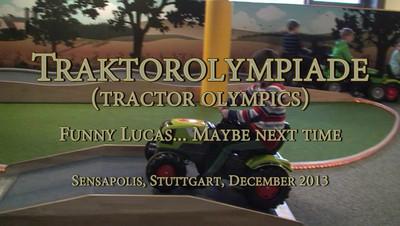 Tractor Olympics?
