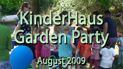 KinderHaus Garden Party