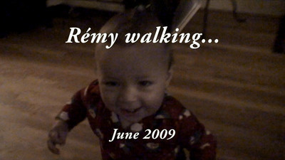 Rémy Walking