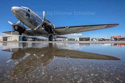 2017-05-30 N59314 Douglas DC3 Bush Air Cargo