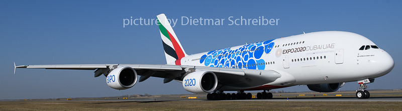 2019-03-22 A6-EOF Airbus A380 Emirates