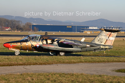 2020-12-31 BJ-40 Saab 105 Austrian Air Force