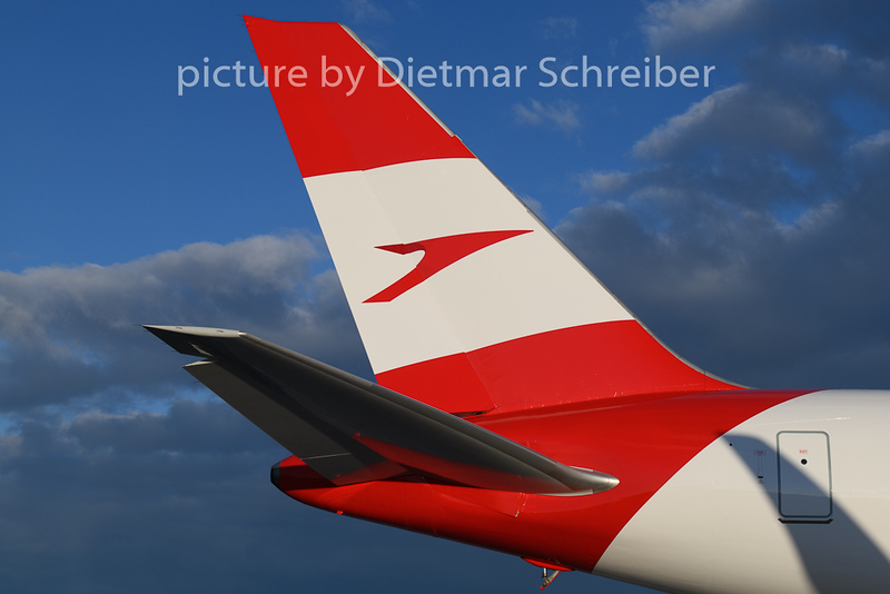 2019-03-15 OE-LAW Boeing 767-300 Austrian Airlines