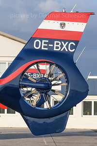 2017-12-06 OE-BXC Eurocopter 135 Austrian Police