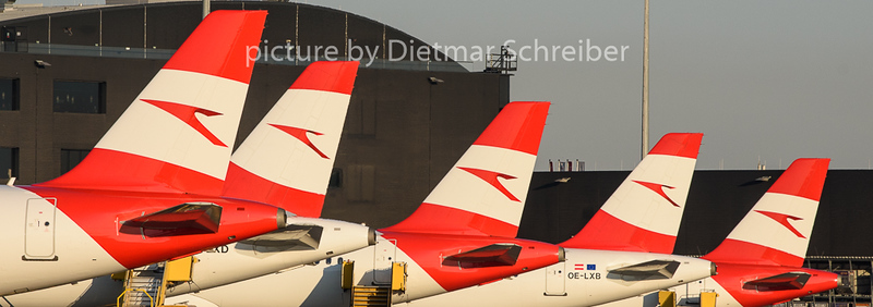 2019-04-22 Airbus A320/321 Austrian Airlines