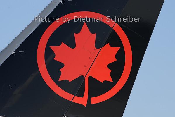2019-05-01 C-FVLU Boeing 787-9 Air Canada