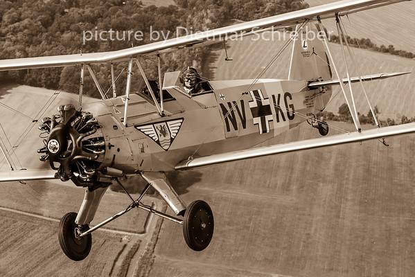2020-09-12 D-ENAY Focke Wulf FW44 Stieglitz