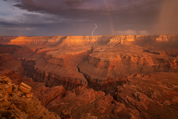 """In August 2018, Rich Rudow and I spent a week chasing monsoons over Grand Canyon.  We struck out as much as we hit, but when we hit it was spectacular.  The result was a timelapse film you can see here: <a href=""""http://www.danransom.com/2019/08/grand-canyon-timelapse/"""">http://www.danransom.com/2019/08/grand-canyon-timelapse/</a>"""
