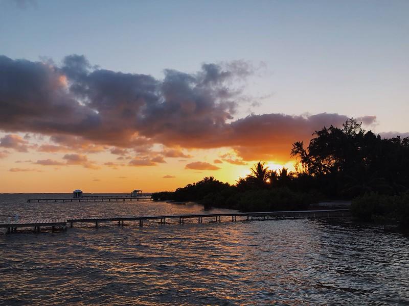 Belize 2018, Wanderlust, Sunset