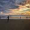 Costa Rica 2018, Sunset , Beach