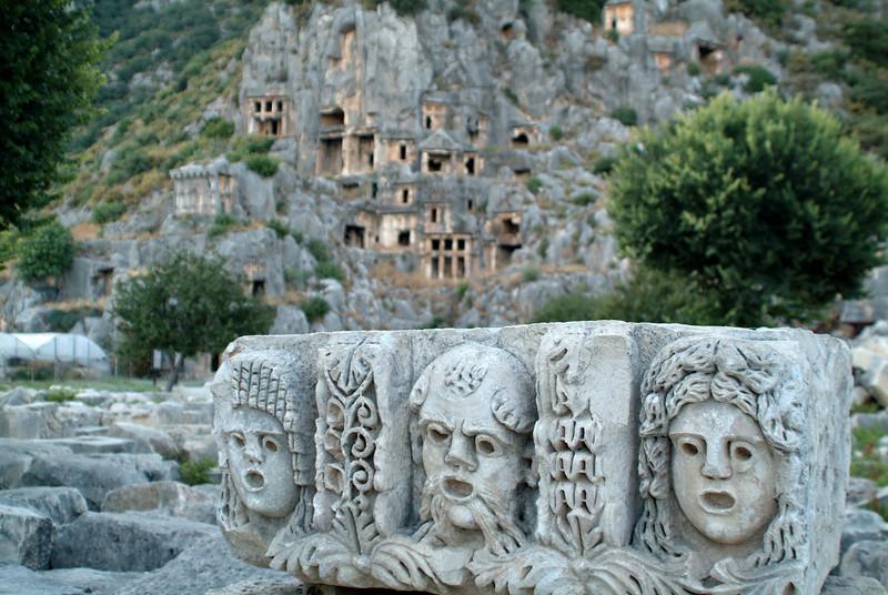 0911 - 2009-07 Turkey (Myra)
