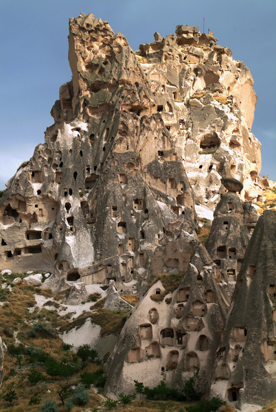 0334 - 2009-07 Turkey (Uchisar castle)