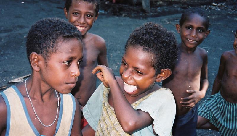 203 - 1998-01 - Papua Nieu Guinea