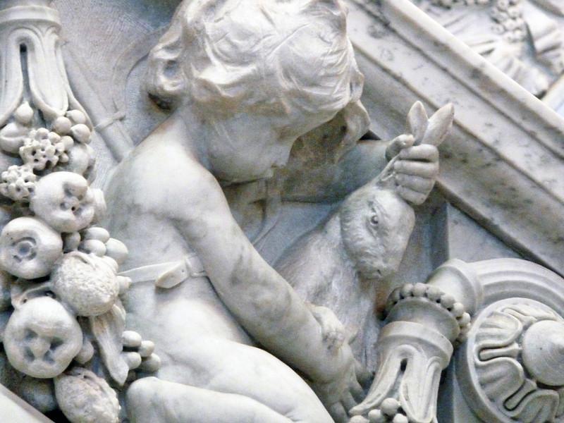 """Magical"" detail at the Library of Congress, Washington DC"