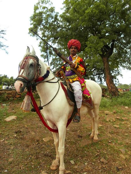 0918 - F - 650 - 2008-09 India Chittaugaur
