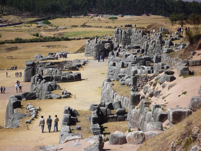 0492 - 2008-06 - Peru - Sacsayhuanman