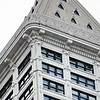 Smith Tower - the tallest building in the west - near Pioneer Square - Seattle, Washington