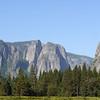 The timeless vews in Yosemite National park, California