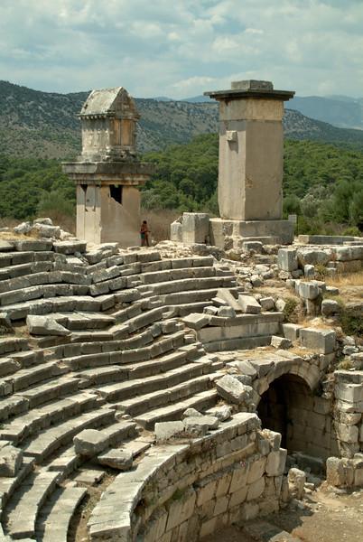 1109 - 2009-1109 Turkey (Xanthos)