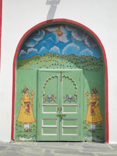 0968 - F - 685 - 2008-09 India Udaipur
