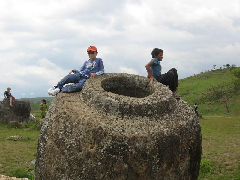 013 - 2006-04 - Luang Prabang & Xieng Kuang Lao