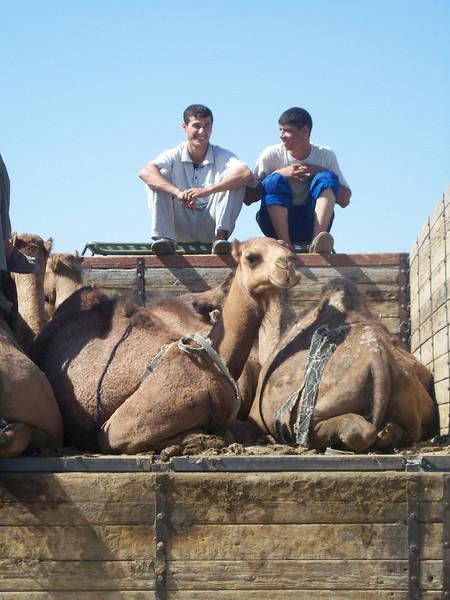 916 - 2007-07 - Turkmenistan (Sunday Market)