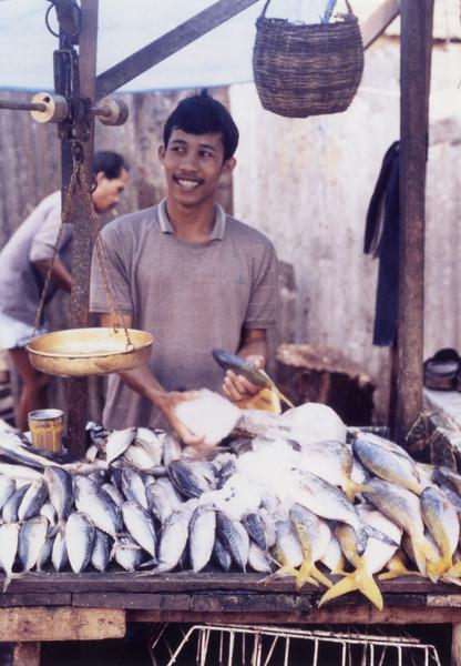 058  - 1991-01 - East Kalimantan (Mahakam River)