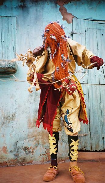 The Hunter - 2000-03 - Benin