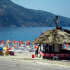 "Beachside ""culture"" at Oludeniz, Turkey, along the Lycan way."
