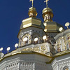 Celebrated orthodox enclave in Kiev, Ukraine.