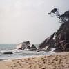 Classic east coast beachscape: Air Papan, Malaysia.