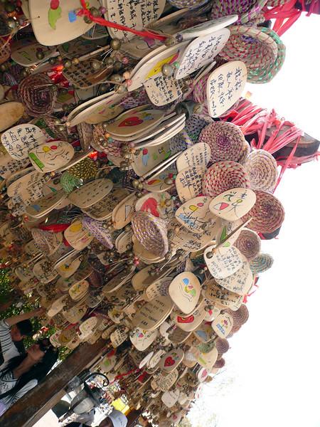Vernacular tourist tat in Lijiang, China