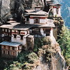 Tiger's Lair monastery in Bhutan.