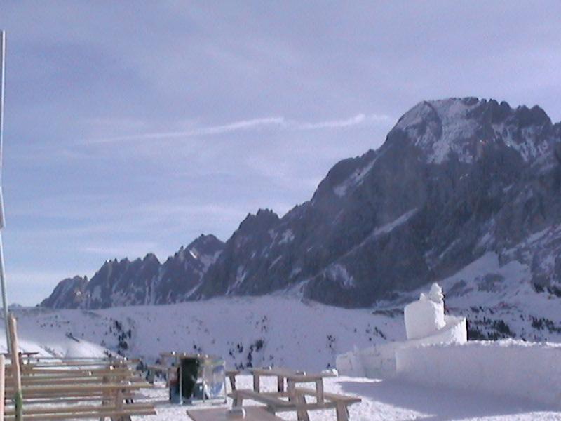 Skiing in Grindelwald, Jungfrau Switzerland.