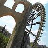 The giant waterwheels of Hama Syria.