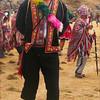 Dancers re-enact ancient rituals at Sacsayhuanman during the Inti Raymi celebration in Cuzco, Peru