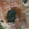 Scenic overlook of Bryce canyon, Utah