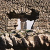Ruins at Bulla Regia, Tunisia.