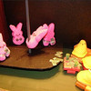 """Peeps"" at the Strip Club on Flip's birthday."