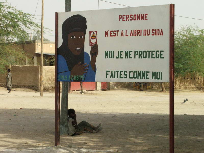 Words of Wisdom in Bilma, Niger.