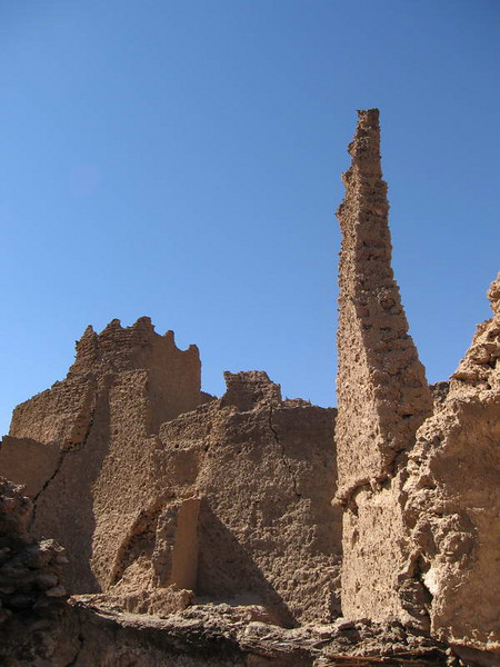 """Another """"Evil"""" mosque in remote Niger."""