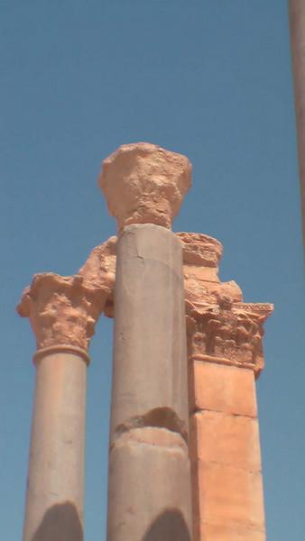Sentinels at Palmyra, Syria