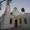 Historic old mosque in Tripoli Libya.