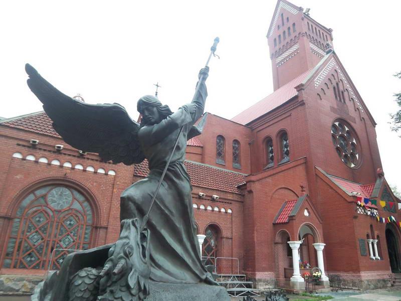Presbyterian church in Minsk, Belarus.