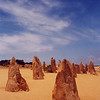 The Pinnacles in Western Australia north of Perth