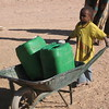 Getting the daily water supply in rural Niger