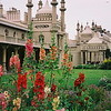 The Royal Pavilion in Brighton England.