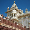 Palace tower in Jodphur, Rajastan India.