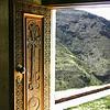View from an ancient church in rural Armernia